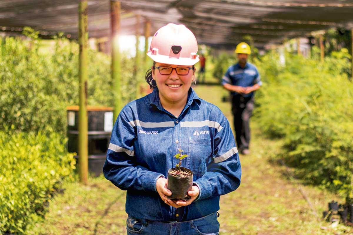 Mujeres Mineras Autlán