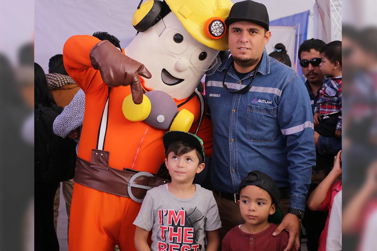Autlán y México Minero promueven la minería sustentable en Hidalgo