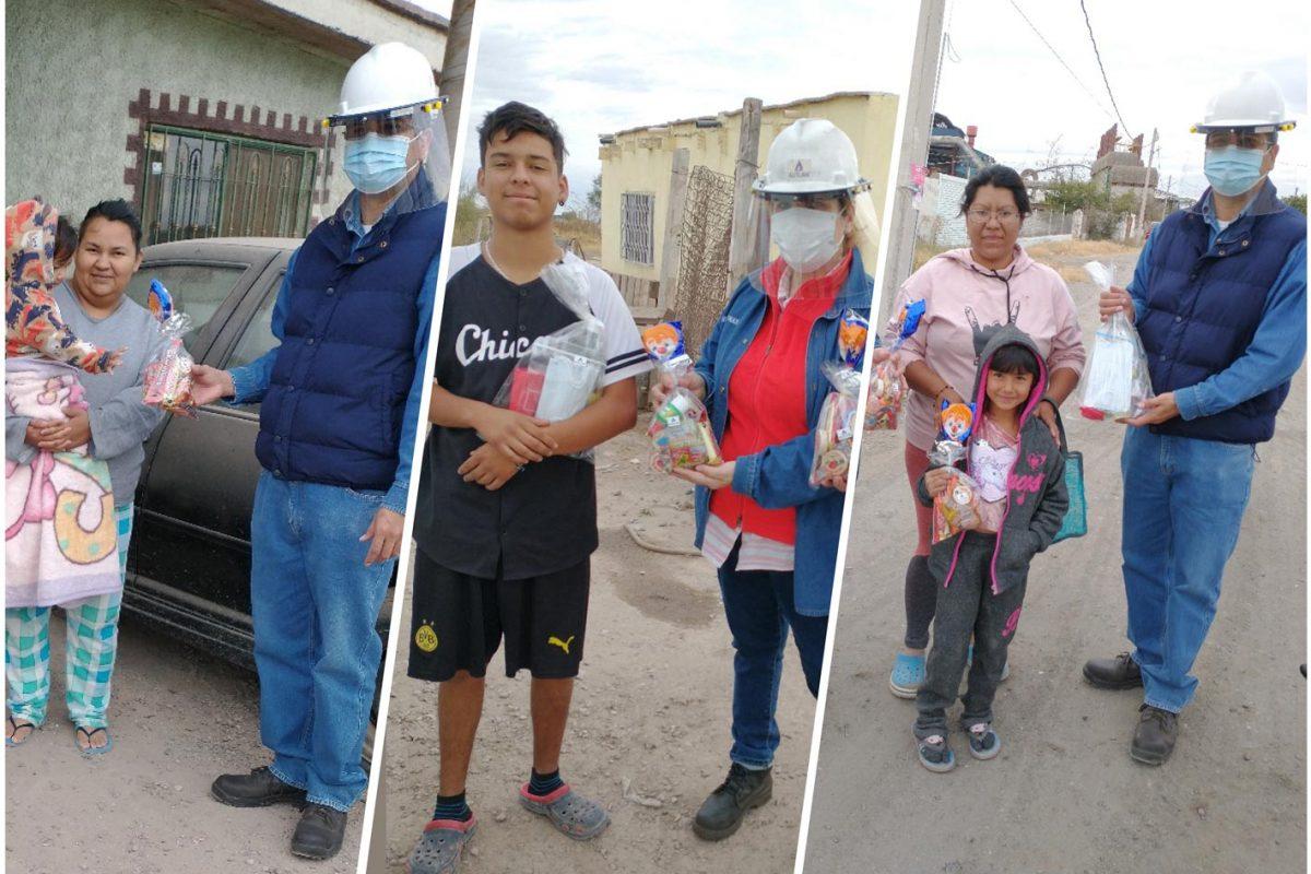 Gómez Palacio sigue apoyando a sus comunidades