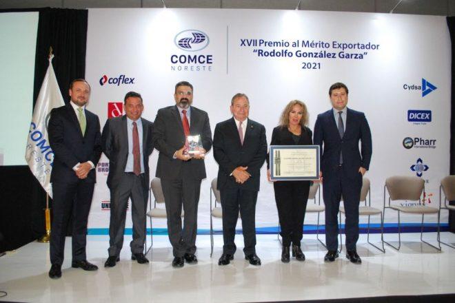 ¡Autlán Gana Premio al Mérito Exportador!
